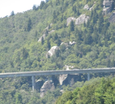 Linn Cove Viaduct 20x zoom