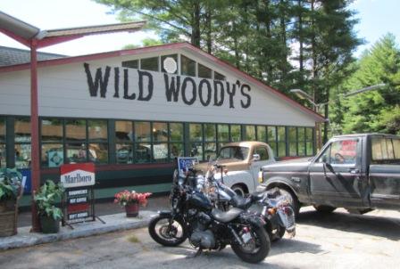 Wild Woodys