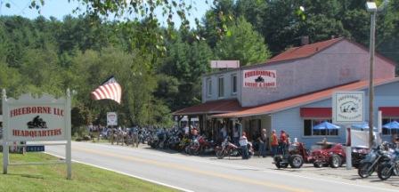 freebornes and stations inn laurel springs north carolina