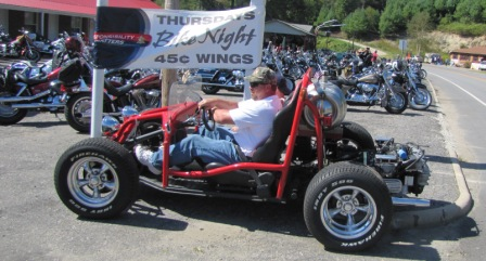 beer belly buggy