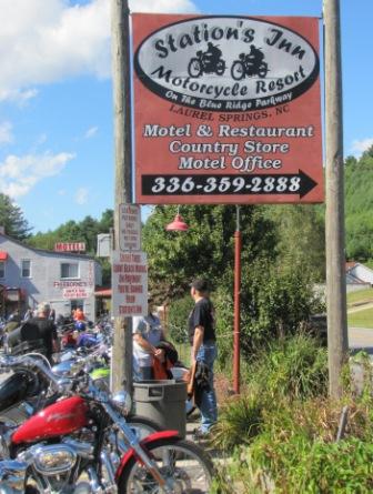 Station's Inn Laurel Springs North Carolina