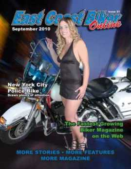 September 2010 East Coast Biker Online