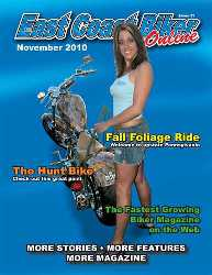 November 2010 east coast biker online