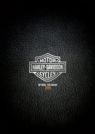 Harley-davidson high end calendar 2011