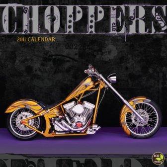 2011 chopper calendar