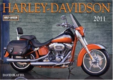 Harley-davidson 2011 calendars