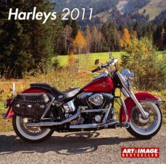 Harleys 2011 calendar