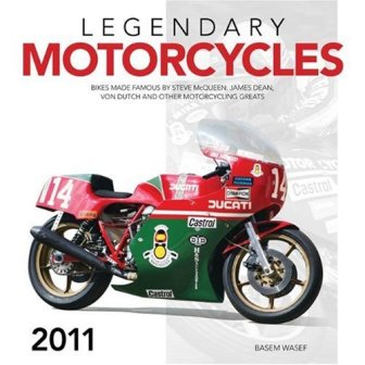 2011 legendary motorcycle calendar
