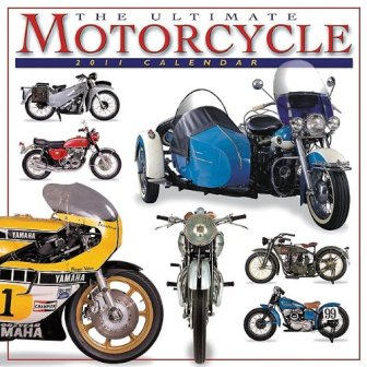 2011 ultimate motorcycle calendar