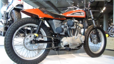XR750 Dirt Tracker