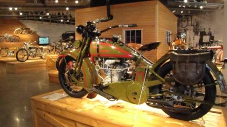 1903 Harley-Davidson factory