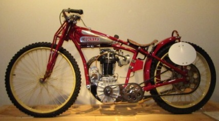 Crocker Board tracker