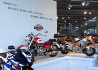 these motorcycles are history