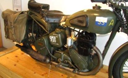 military bike 1