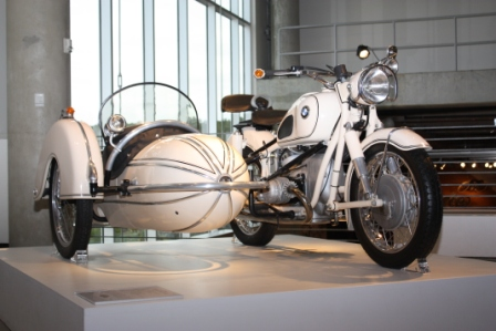 white with sidecar