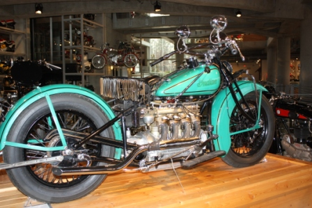 another great looking collector bike