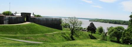 Fort washington onthe potomac