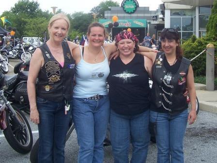 women rider month