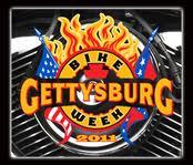 2011 Gettysburg Bike Week