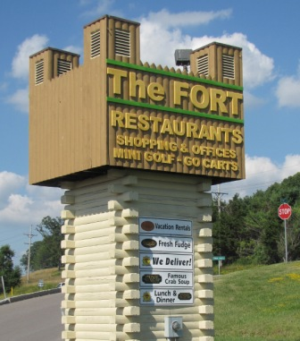 The Fort in Deep Creek Lake