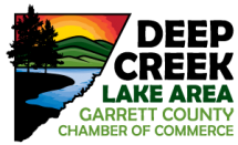 Deep Creek Lake Area and Garrett County Logo