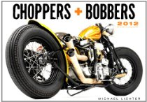 2012 choppers and bobbers calendar