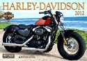 2012 harley-Davidson calendar
