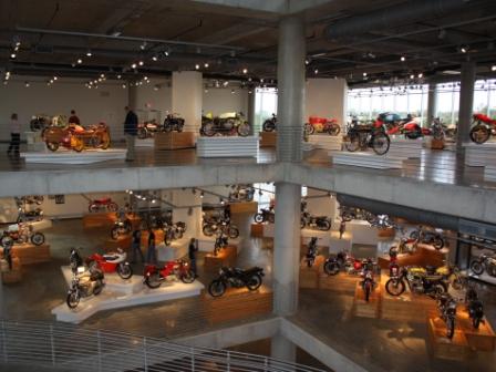 Barber Vintage Motor Sports Museum 1