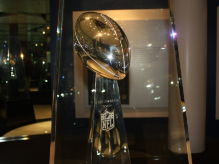 NFL Hall of Fame_Lombardi Trophy