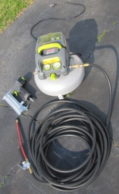 crafstman air compressor
