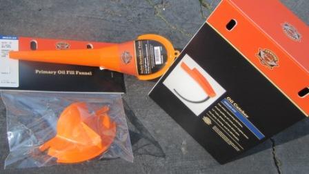 harley-davidson oil change tools