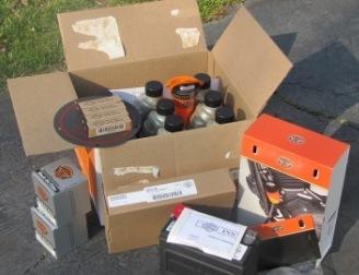 spring maintenance items