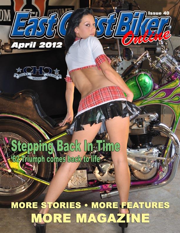 april 2012 east coast biker online