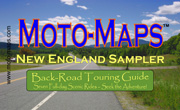 moto maps new england sampler