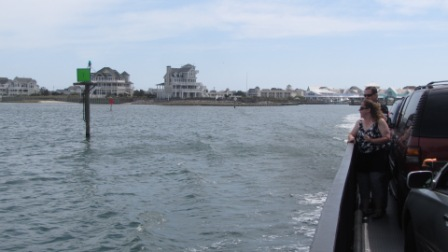 By bye to the mainland