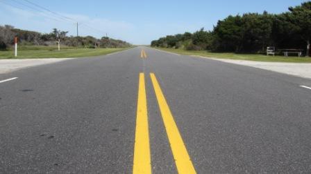 Rt 12 Ocracoke Island