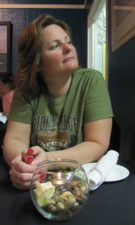 Daina shipwrecked in Buxton, NC