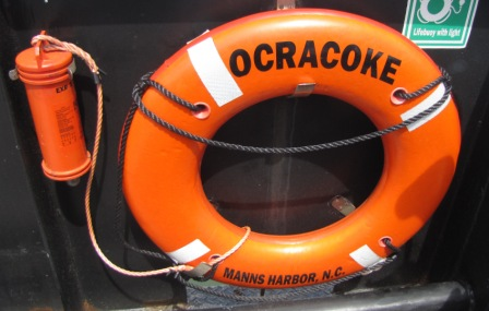 Ocracoke Life Saver