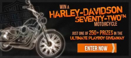 win harley-davidson 72