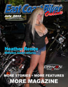 July 2012 East Coast Biker Online