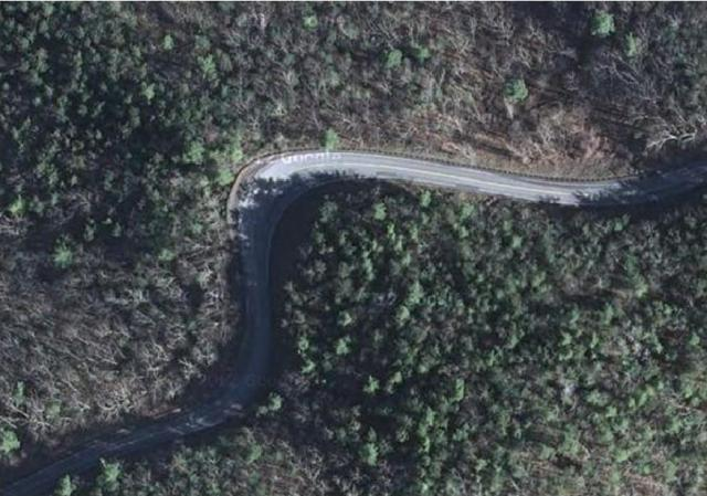 hairpin turn US-250