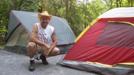 Jay Camping