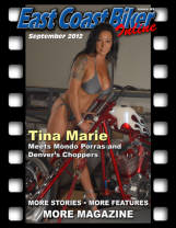 September 2012 East Coast Biker Online