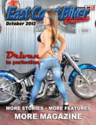 October 2012 east coast biker online