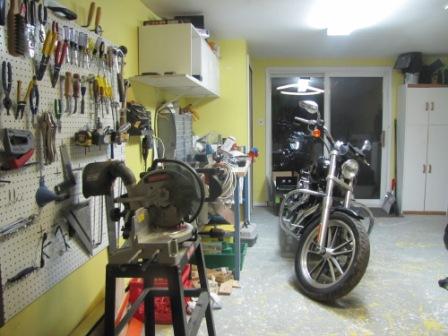 Bike In House 2