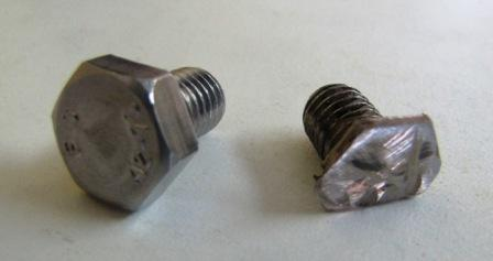 custom bolts