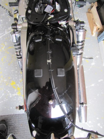 Rear Fender Wiring