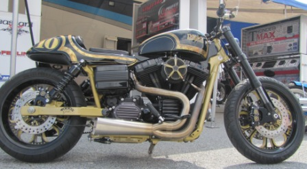 Drag Specialties Display Bike 1