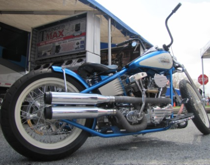 Drag Specialties Display Bike 2